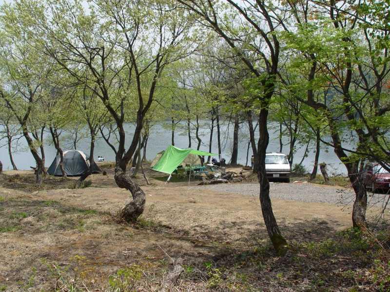 坊ヶ池湖畔公園キャンプ場
