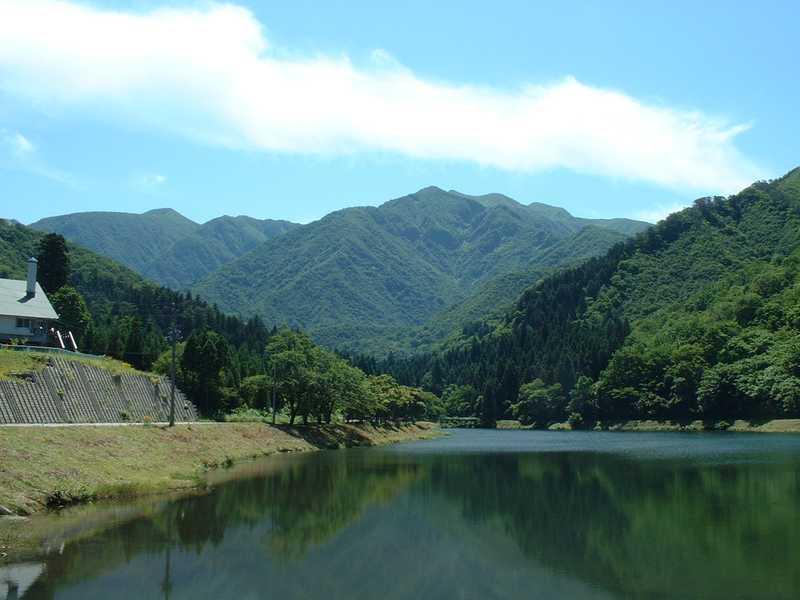 粟ヶ岳県民休養地キャンプ場