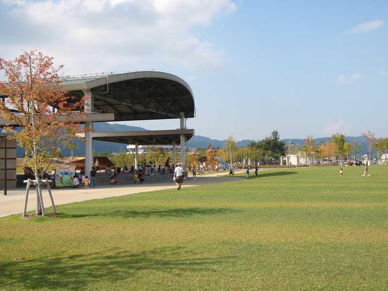 奥只見レクリェーション都市公園(浦佐地域)八色の森公園