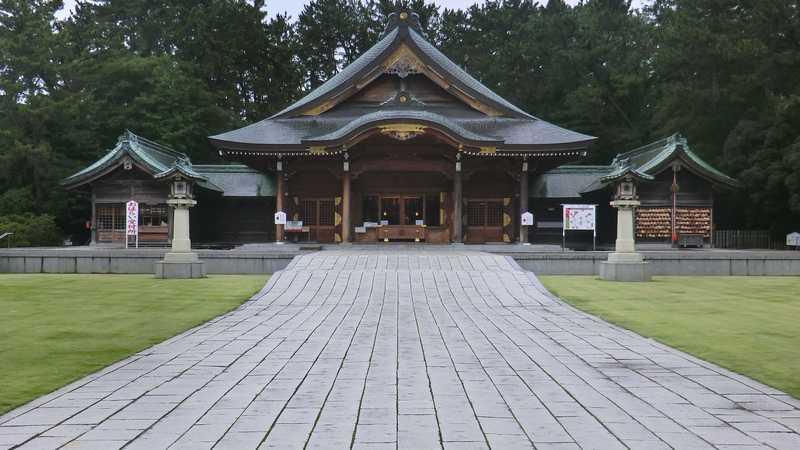 新潟県護国神社