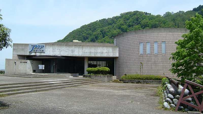 庄川水資料館