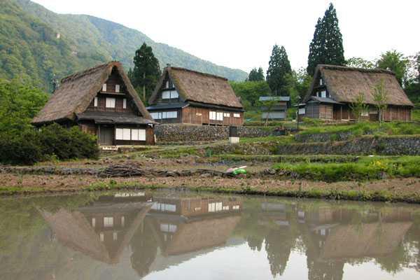五箇山国民休養地キャンプ場
