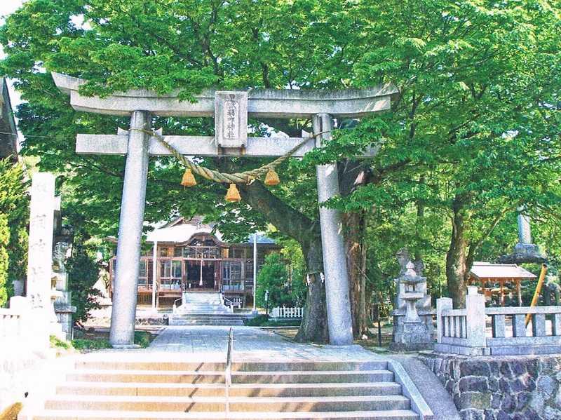 式内社羽咋神社