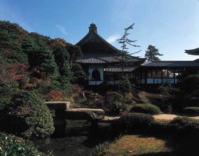 西福寺書院庭園
