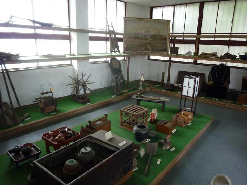 甲斐市竜王歴史民俗資料館