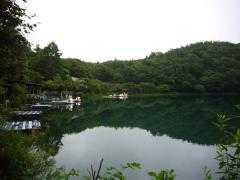 四尾連湖龍雲荘キャンプ場