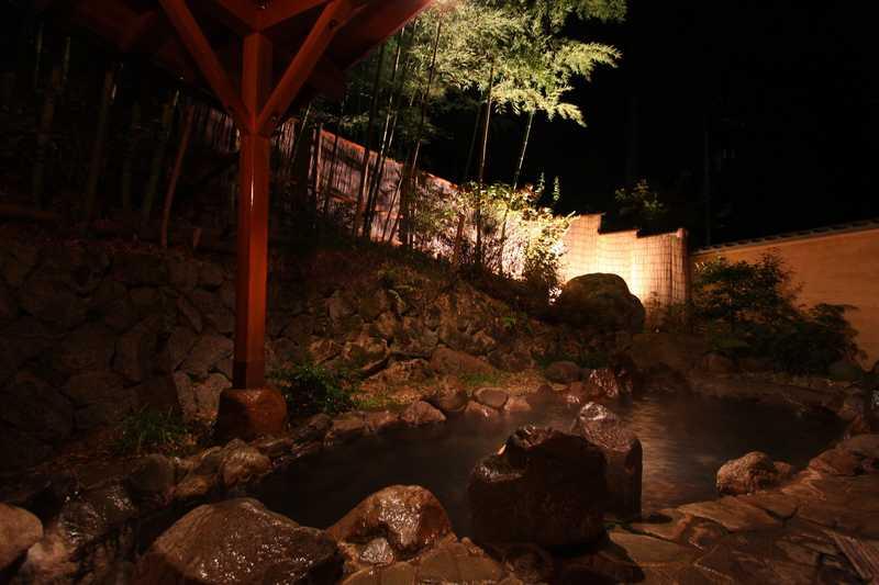 積翠寺温泉