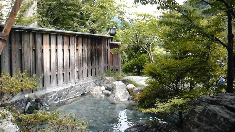 桃の木温泉