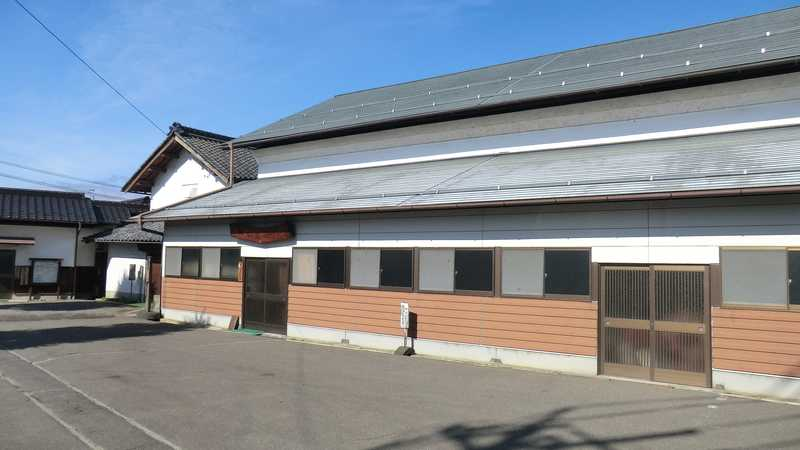 松山記念館