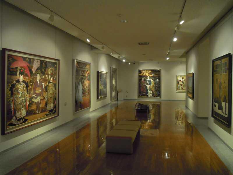 飯山市美術館