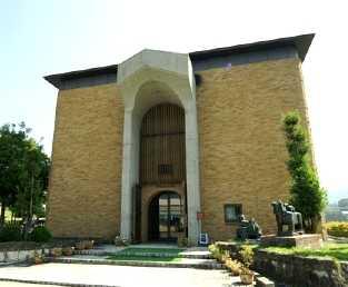 長野市立博物館分館信州新町美術館