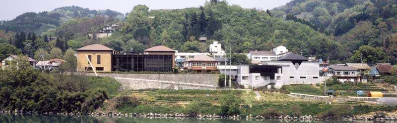 長野市立博物館分館信州新町化石博物館