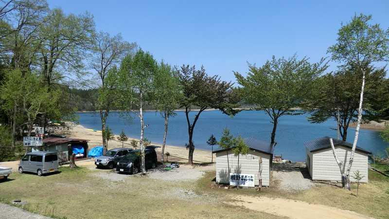 青木湖桐野キャンプ場