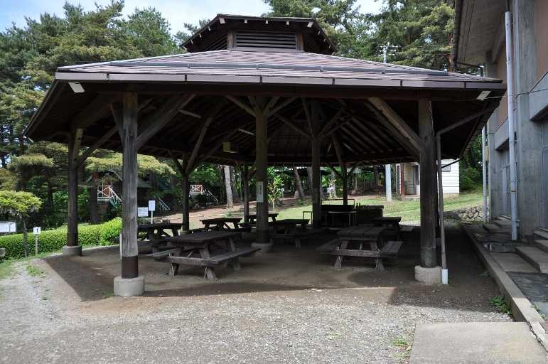 上田市市民の森公園キャンプ場