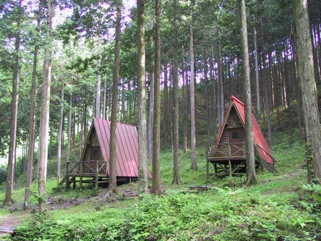 うるぎ自然休養村岩倉キャンプ村