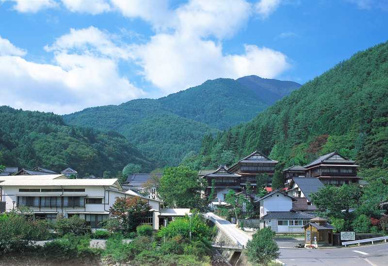 田沢温泉の画像