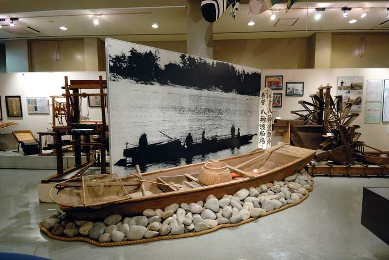 羽島市歴史民俗資料館羽島市映画資料館