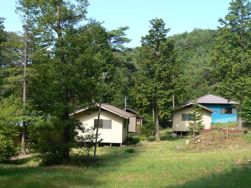 飯地高原自然テント村