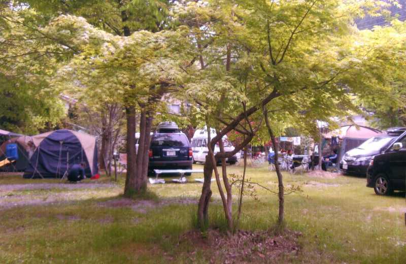 郡上八幡レインボーオートキャンプ場