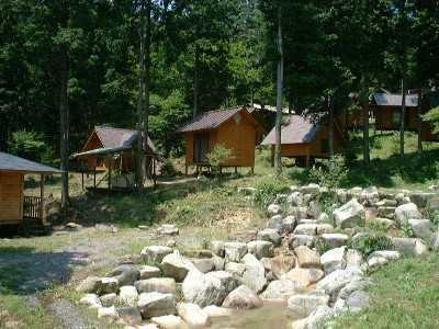 夕森キャンプ場