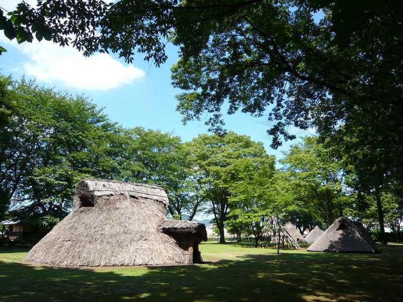 炉畑遺跡公園