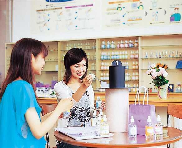 磐田市香りの博物館