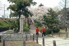 清洲古城跡