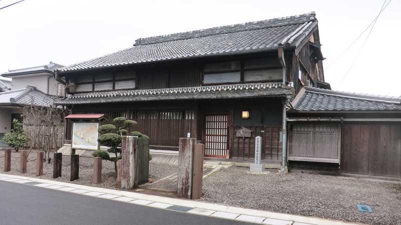 庄野宿資料館
