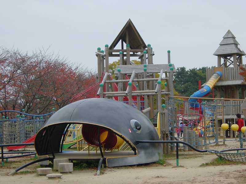滋賀県立びわ湖こどもの国キャンプ場