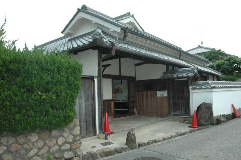 宝塚市立歴史民俗資料館旧和田家住宅