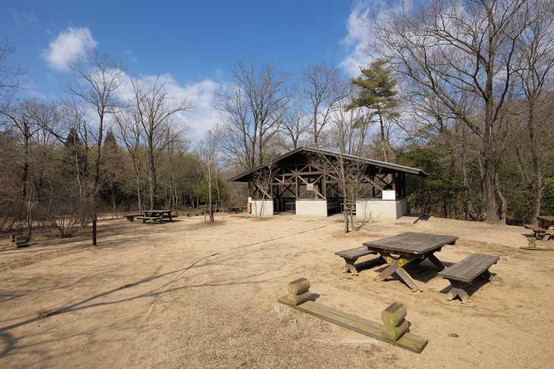 三木ホースランドパークエオの森研修センターキャンプ場