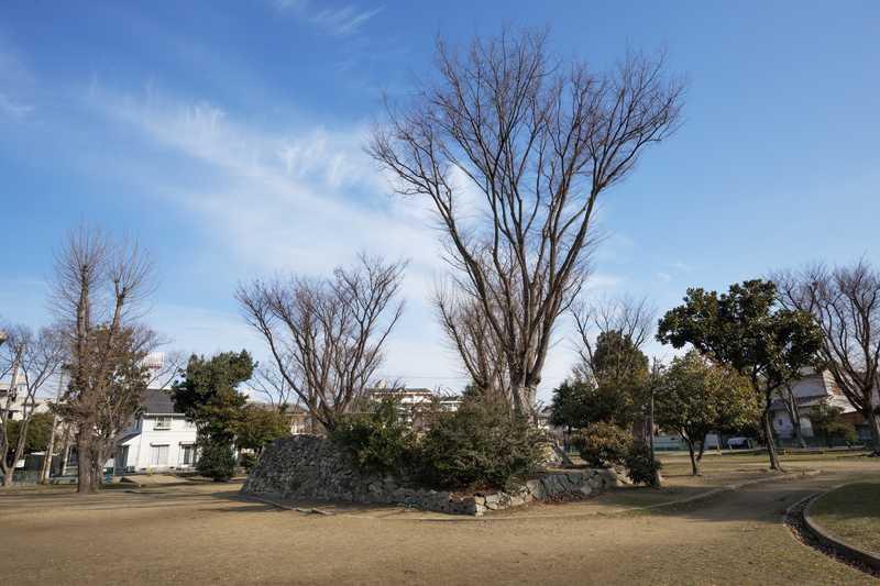 英賀城跡公園