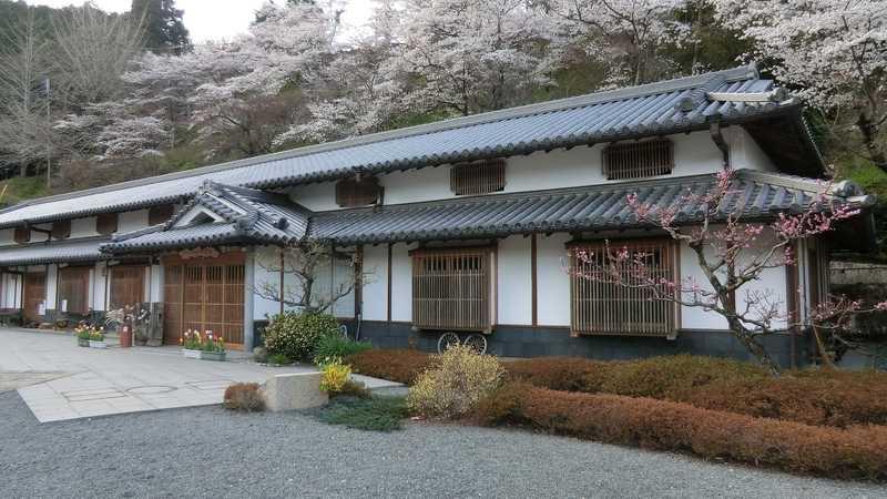 賀名生の里歴史民俗資料館