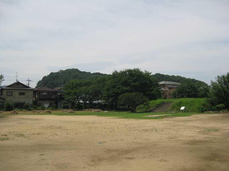 安倍史跡公園