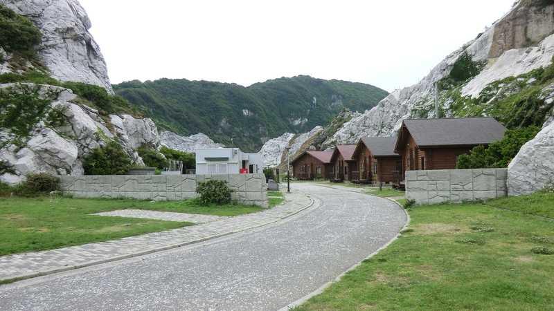 白崎海洋公園オートキャンプ場