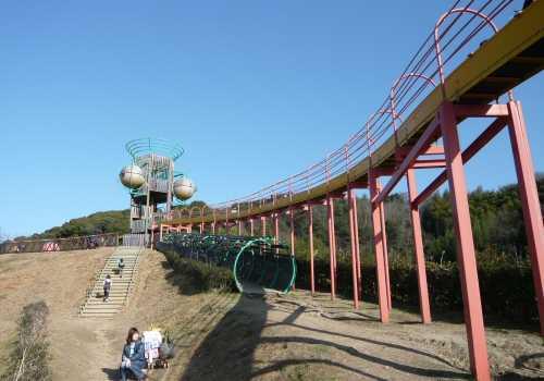 和歌山市四季の郷公園内キャンプ広場