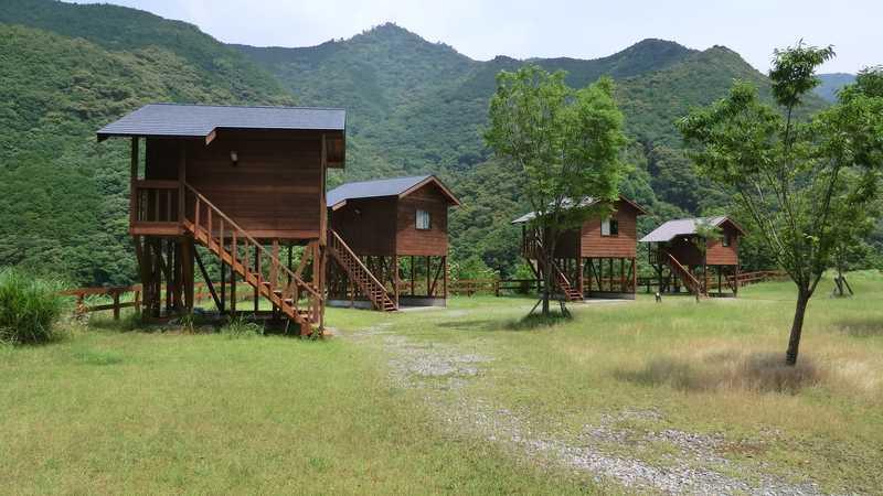 日置川ログハウス・キャンプ村ウッディ&リバー