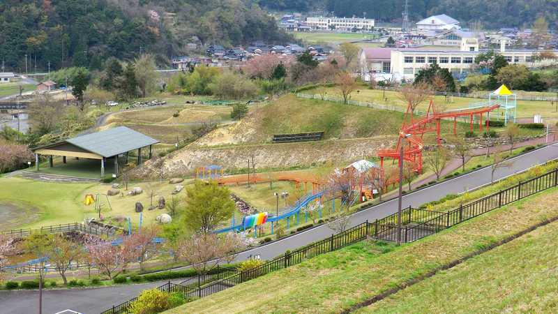 用瀬運動公園カヌー水辺公園