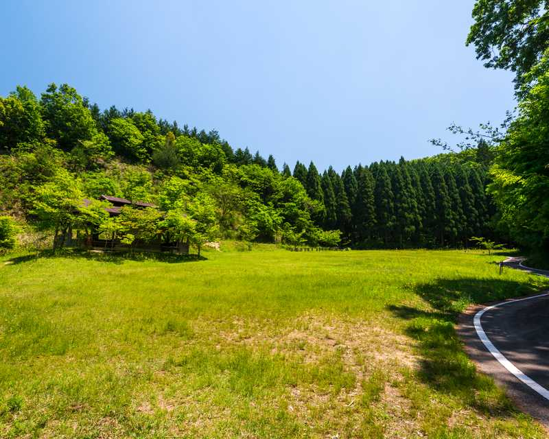 南部町森林公園キャンプ場