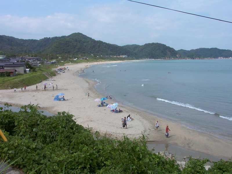 浦富海岸の画像