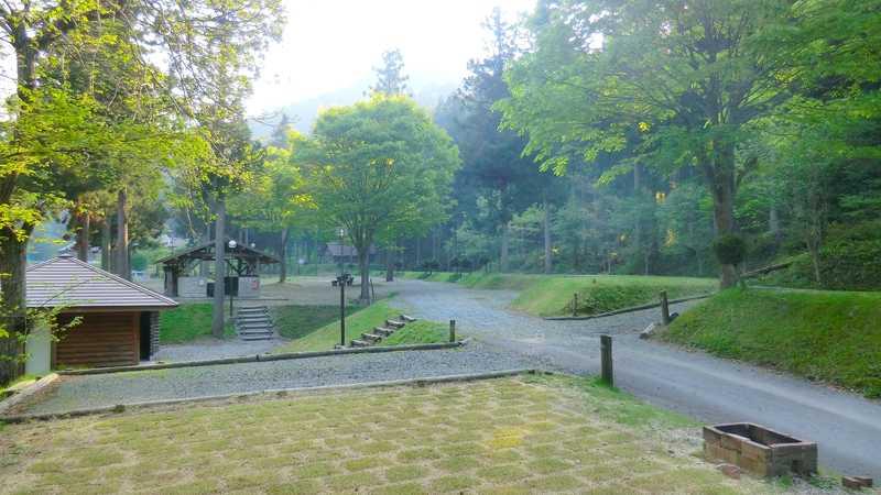 島根県県民の森オートキャンプ場の画像