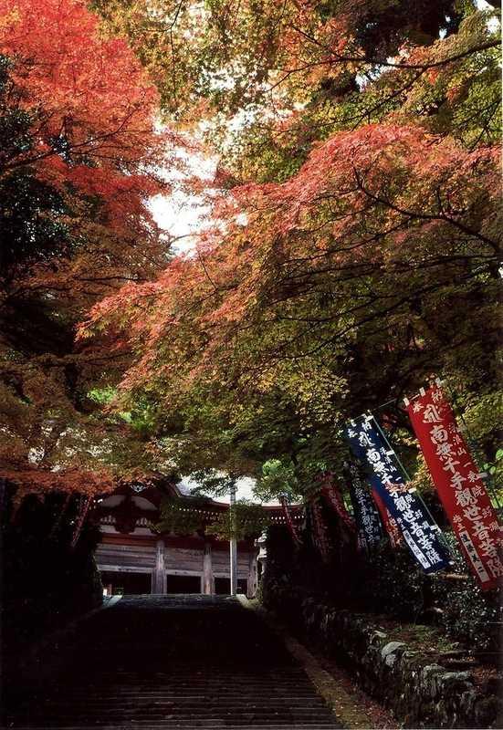 鰐淵寺の画像