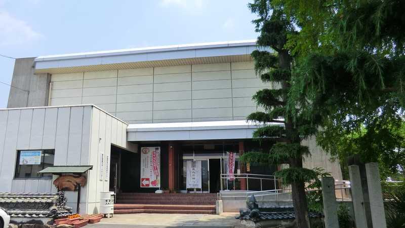 赤磐市山陽郷土資料館