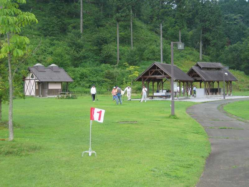 勝山運動公園キャンプ場