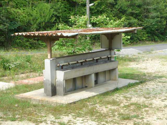 三原市高坂自然休養村キャンプ場