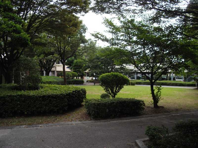 駅南緑地公園