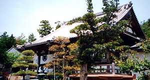 十楽寺(第7番札所)