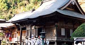 焼山寺(第12番札所)