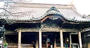 大日寺(第13番札所)