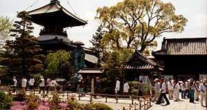 立江寺(第19番札所)
